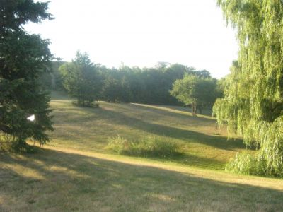 Centennial Park, Main course, Hole 19 Short tee pad