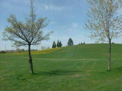 Centennial Park, Main course, Hole 3 Long tee pad