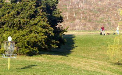 Centennial Park, Main course, Hole 27 Tee pad