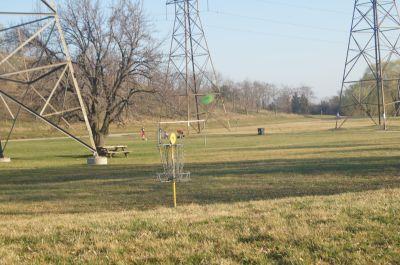 Centennial Park, Main course, Hole 11 Short approach