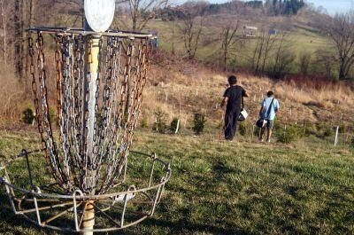Centennial Park, Main course, Hole 10 Putt