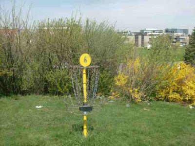 Centennial Park, Main course, Hole 6 Putt