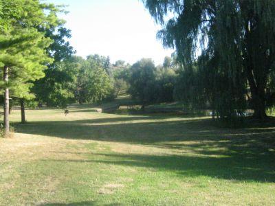 Centennial Park, Main course, Hole 23 Tee pad