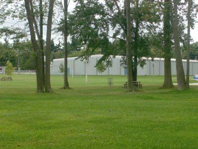 Miller Park, Main course, Hole 3 Short tee pad