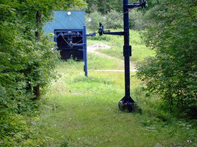 Camp Fortune, Main course, Hole 12 Putt