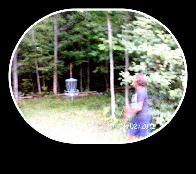 Camp Fortune, Main course, Hole 13 Putt