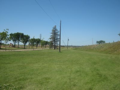 Diefenbaker Park, Main course, Hole 12 Tee pad