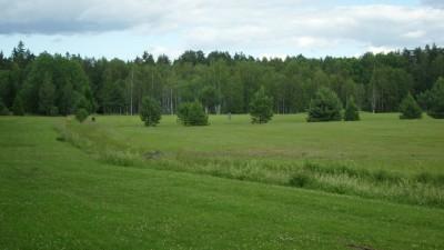 Rudan Frisbeesportcenter, Main course, Hole 15 Long approach