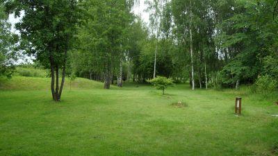 Järva Discgolf Park, Main course, Hole 7 Long approach