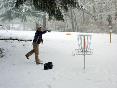 Leverich Park, Main course, Hole 4 Putt