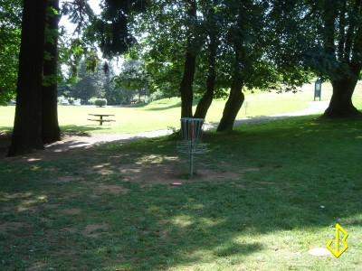 Leverich Park, Main course, Hole 11 Putt