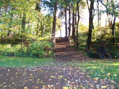 Leverich Park, Main course, Hole 11 Tee pad