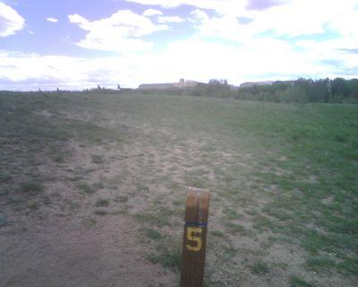Mylar Park, Main course, Hole 5 Tee pad