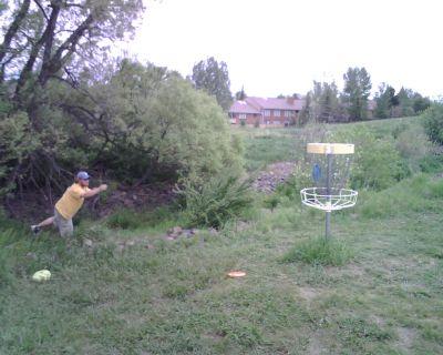 Mylar Park, Main course, Hole 3 Putt