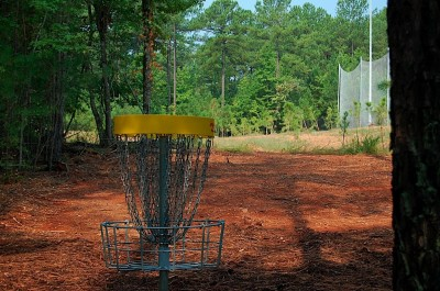 Middle Creek, Main course, Hole 8 Reverse (back up the fairway)