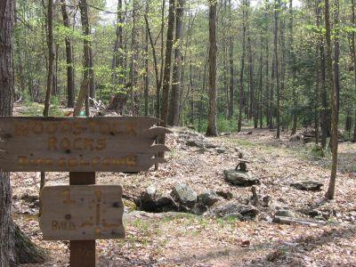 Woodstock Rocks, Main course, Hole 1 Tee pad