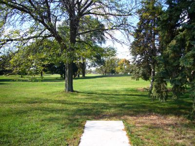Lakeshore, The Ponds, Hole 3 Long tee pad