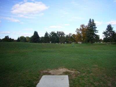 Lakeshore, The Ponds, Hole 6 Tee pad