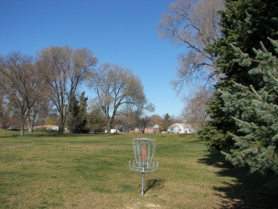 Lakeshore, The Ponds, Hole A Reverse (back up the fairway)