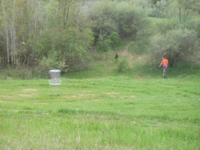 Hammond Hill, Main course, Hole 16 Putt