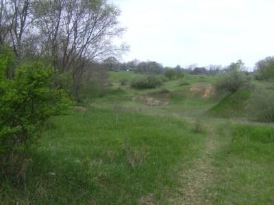 Hammond Hill, Main course, Hole 14 Long tee pad