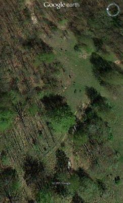 Hammond Hill, Main course, Hole 4 Tee pad