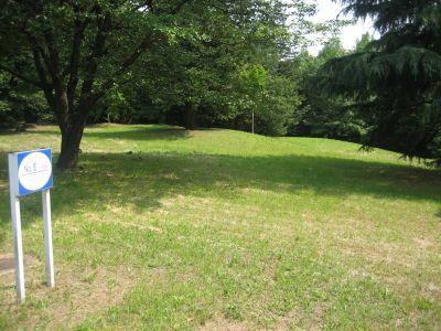 Showa Kinen Park, Main course, Hole 5 Tee pad