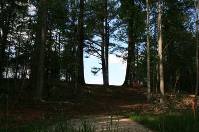 Alexander Park, Main course, Hole 7 Long tee pad