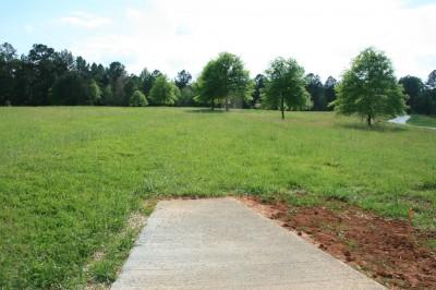 Alexander Park, Main course, Hole 3 Long tee pad