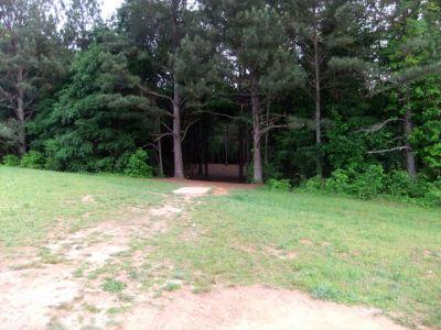 Alexander Park, Main course, Hole 5 Long tee pad