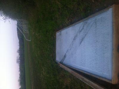 Fields of Dreams, Main course, Hole 11 Long tee pad