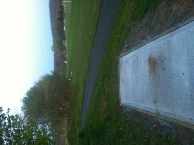 Fields of Dreams, Main course, Hole 13 Long tee pad