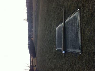Fields of Dreams, Main course, Hole 9 Long tee pad
