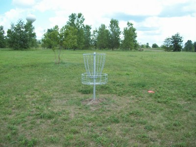 Lake Alliance, Main course, Hole 8 Reverse (back up the fairway)