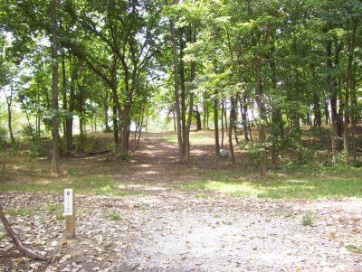 Westbrook Park, Main course, Hole 2 Tee pad