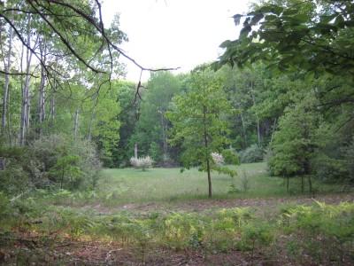 Deerfield Park, Deerfield, Hole 9 Tee pad