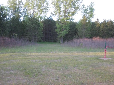 Deerfield Park, Deerfield, Hole 15 Tee pad