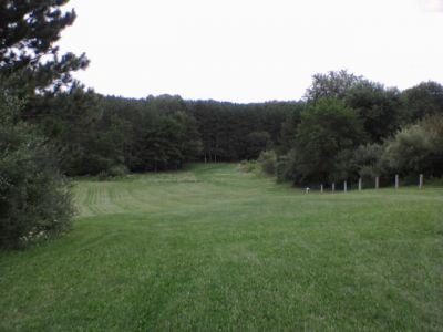 Deerfield Park, Deerfield, Hole 5 Long tee pad