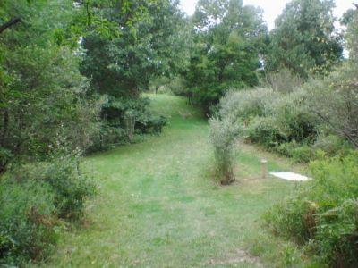 Deerfield Park, Deerfield, Hole 4 Long tee pad