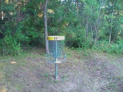 Deerfield Park, Deerfield, Hole 17 Putt
