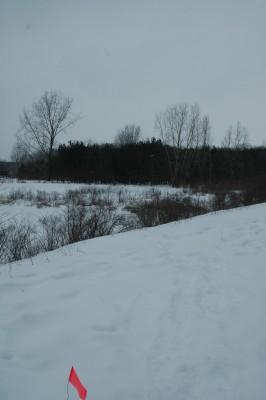 Deerfield Park, Deerfield, Hole 14 Tee pad