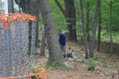 Maple Hill, Blues, Hole 12 Putt