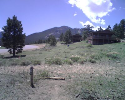 YMCA of the Rockies, Main course, Hole 10 Tee pad