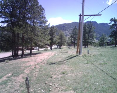 YMCA of the Rockies, Main course, Hole 7 Tee pad
