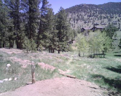 YMCA of the Rockies, Main course, Hole 17 Tee pad