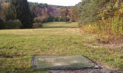 Hyland Brewery & Orchards, Main course, Hole 7 Tee pad