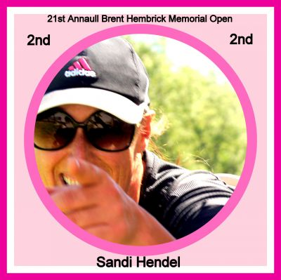 Brent Hambrick Memorial, West course, Hole 15 Tee pad