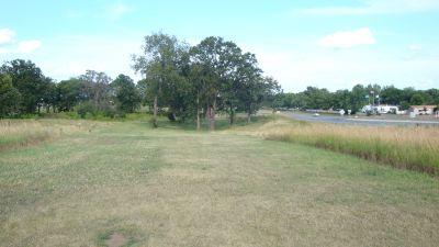 Brockway, Main course, Hole 7 Long tee pad