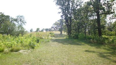 Brockway, Main course, Hole 6 Long tee pad