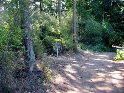 Fort Nugent Park, Main course, Hole 4 Putt